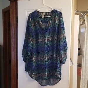 Pure Energy Tunic style 2x top